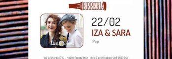 Iza&Sara @La Birreria (Faenza)