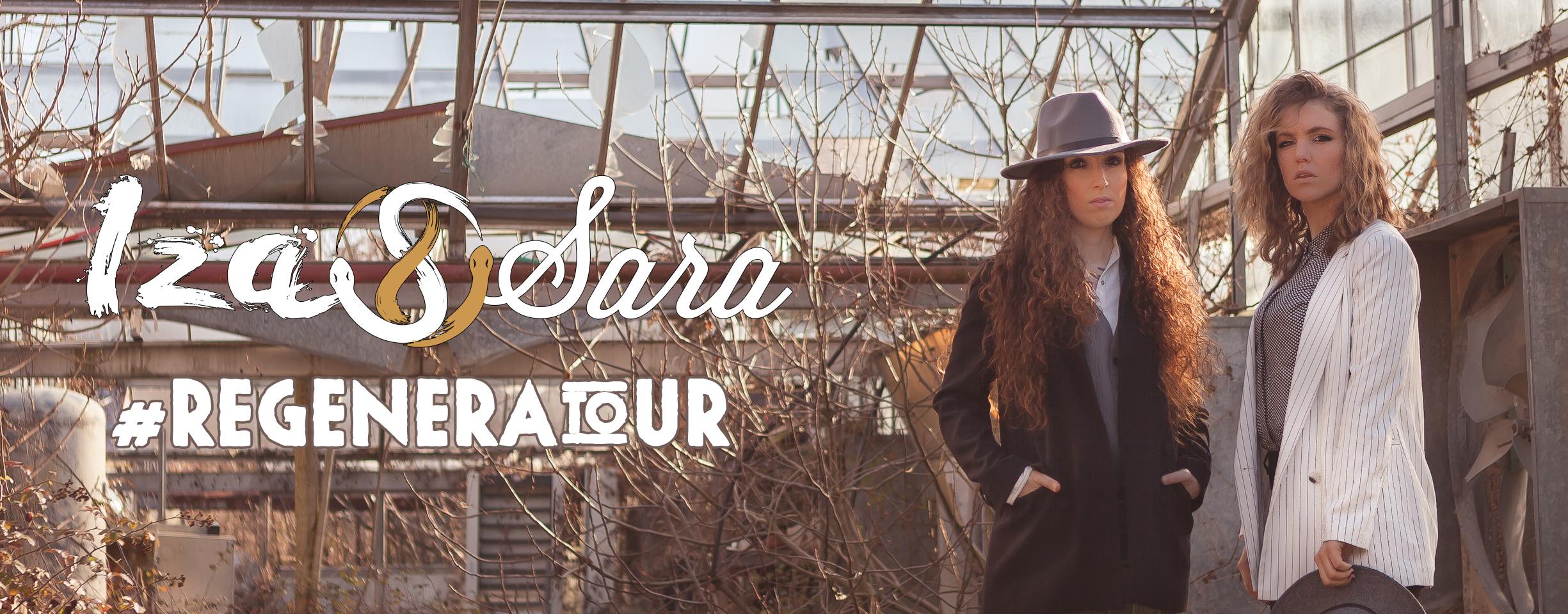 Iza&Sara #REGENERATOUR – Quinta Tappa @Riolo Terme